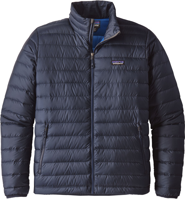 Patagonia M's Down Sweater Navy Blå